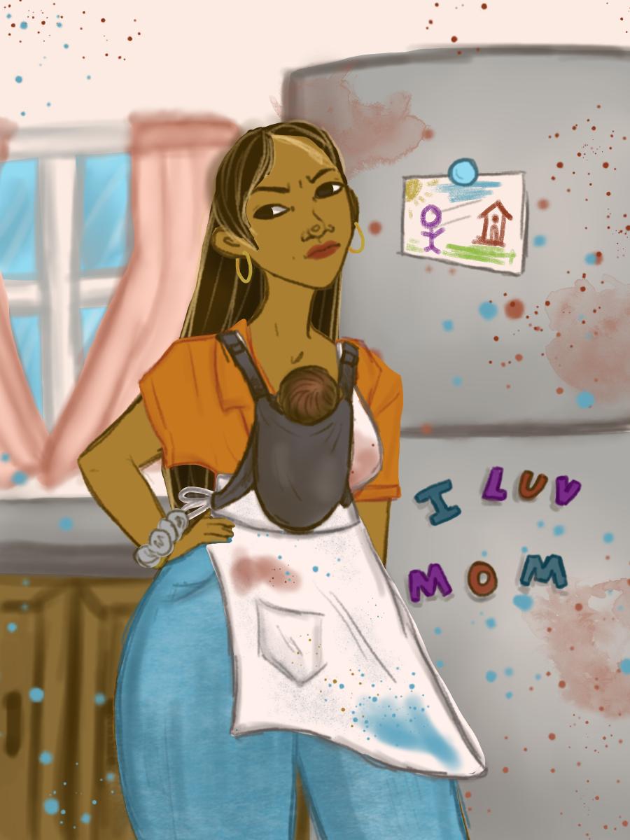 Survivor Zombie Sitcom made with Mom Maker
